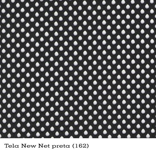 Tela New Net preta